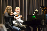 Workshop Violine mit Patricia Kopatchinskaja